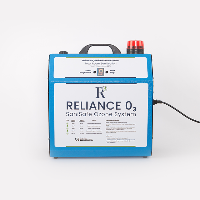 Reliance Sanisafe Ozone System